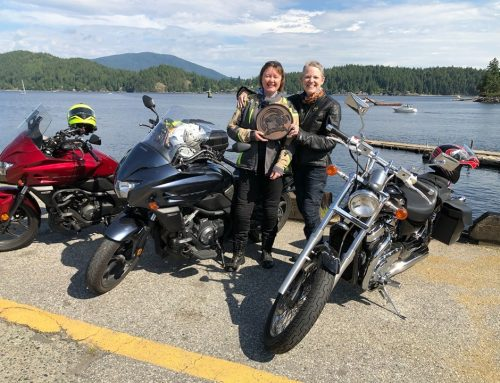 Motorcycling with Type 2 Diabetes
