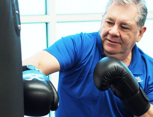 Punching up the exercise routine